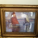 Georges Chavignaud painting for sale