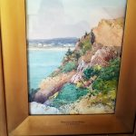 Robert Ford Gagen: Petties Cove, Grand Manan Island painting for sale