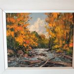 W.F. Griffiths painting for sale