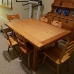 Imperial Loyalist Maple Dining Set from Stratford Ontario