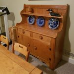 Imperial Loyalist Maple Sideboard from Stratford Ontario
